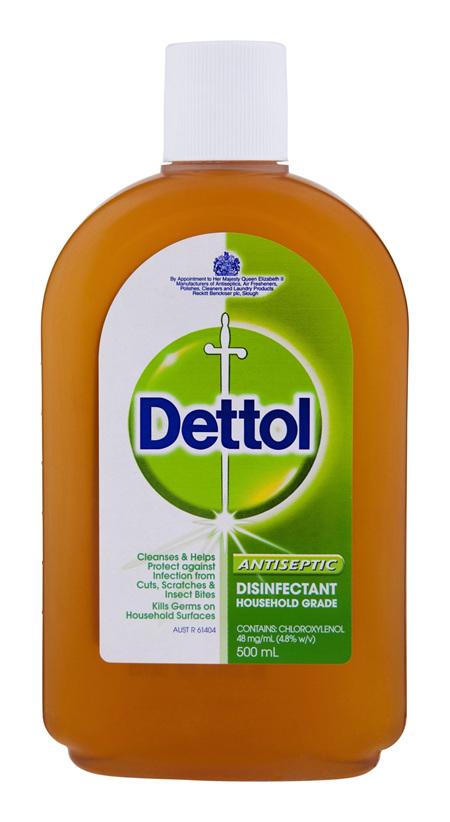 Dettol Classic Antibacterial Disinfectant Liquid 500ml