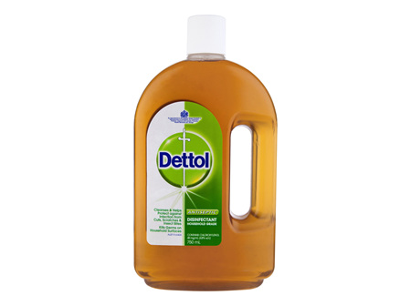 Dettol Classic Antibacterial Disinfectant Liquid 750ml