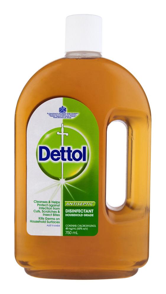 Dettol Classic Antibacterial Disinfectant Liquid 750ml