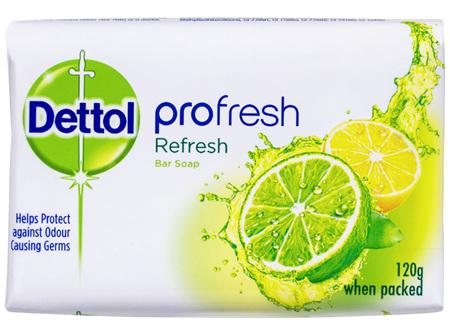 Dettol Profresh Refresh Bar of Soap Citrus