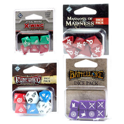 Dice for Specific Games