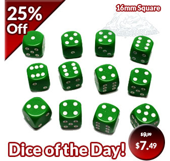 Dice of the Day