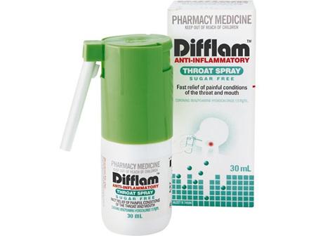 Difflam Anti Inflammatory Throat Spray 30ml