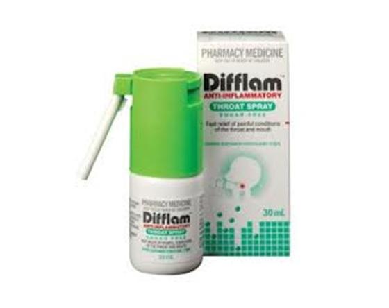 Difflam Anti-Inflammatory Throat Spray 30ml
