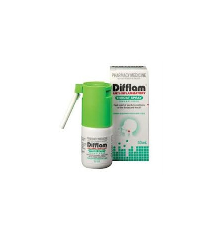 DIFFLAM SPRAY 0.15%