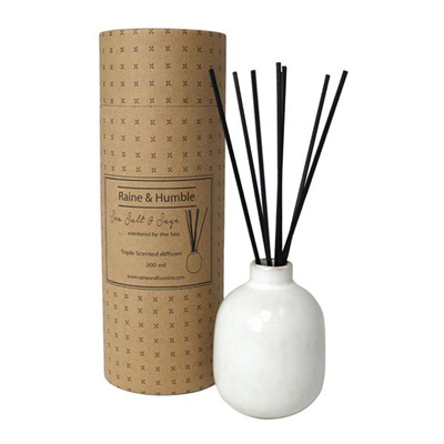 Diffuser Refill 200ml - Sea Salt n Sage