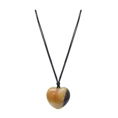 Dilber Horn Necklace