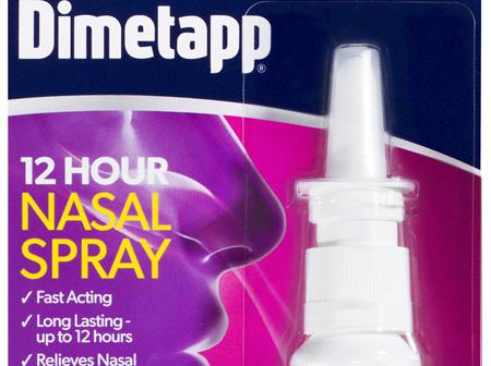 Dimetapp 12 Hour Nasal Spray 20mL