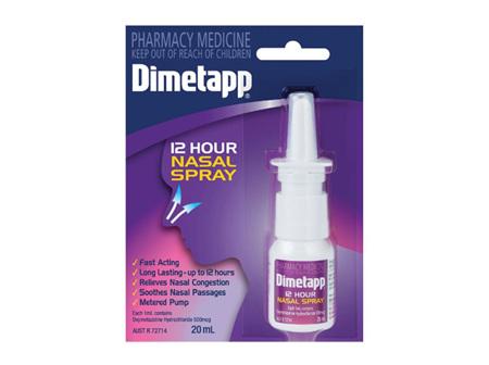 Dimetapp 12Hr Nasal Spray 20ml