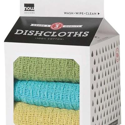 Dish Cloths - Chartreuse