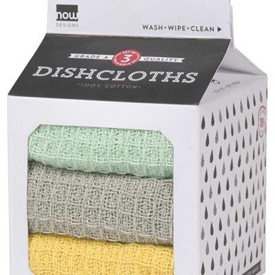 Dish Cloths - Zest