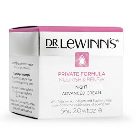 DLW PF Advanced Night Cream 56g