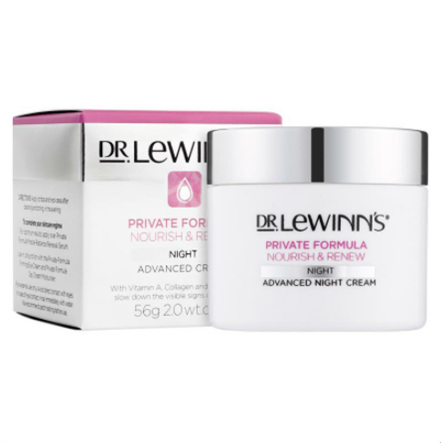 DLW PF Advanced Night Cream 56g