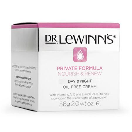 DLW PF Oil Free Day & Night Cr 56g