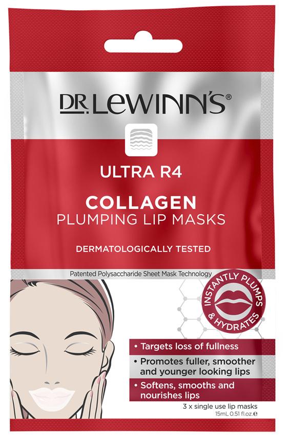 DLW Ultra R4 Collagen Plump Lip Mask