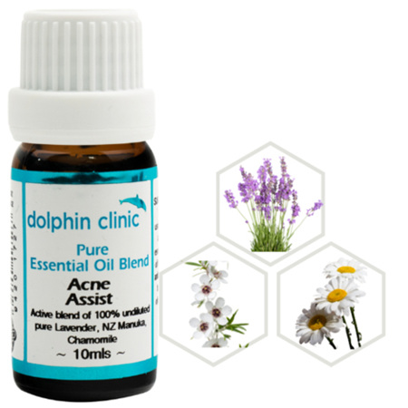 DOLPHIN Acne Assist Blend 10ml