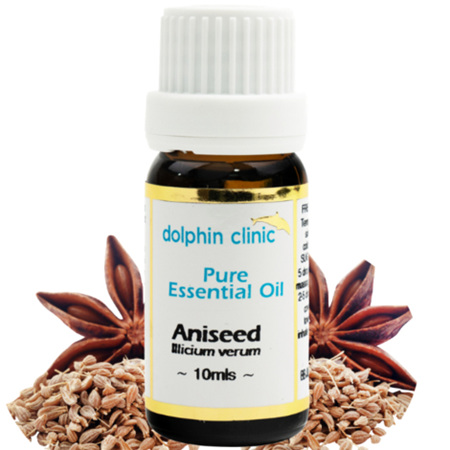 DOLPHIN Aniseed Essential Oil 10ml