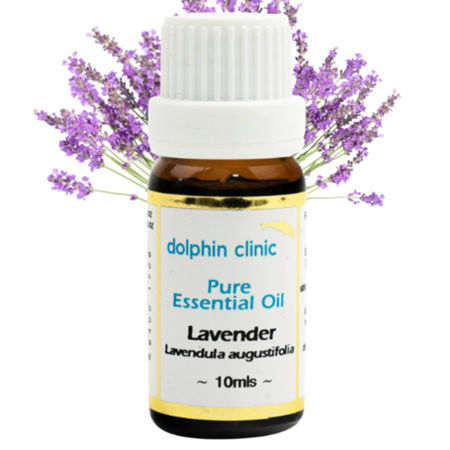 DOLPHIN Lavender Essential Oil 10ml