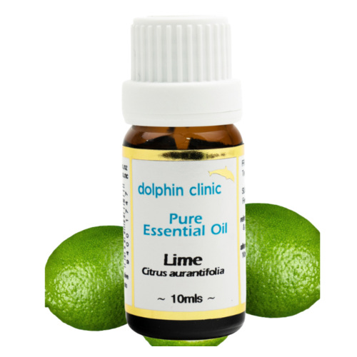 DOLPHIN Lime Essential Oil 10ml