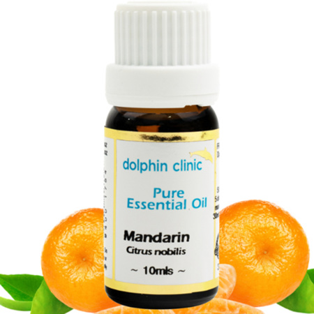 DOLPHIN Mandarin Essential Oil 10ml