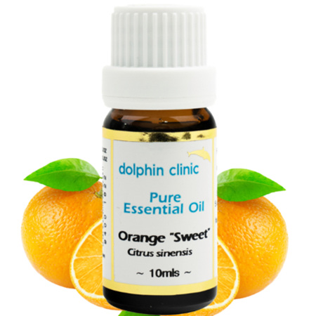 DOLPHIN Orange Essential Oil