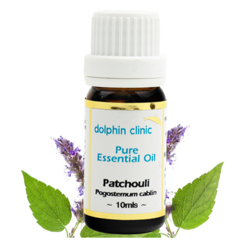 DOLPHIN Patchouli Essential Oil 10ml