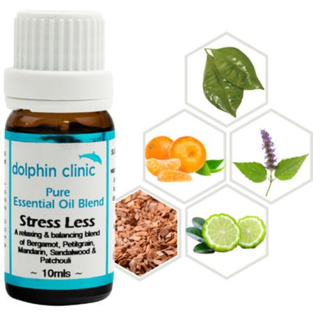 DOLPHIN Stress Less Blend 10ml