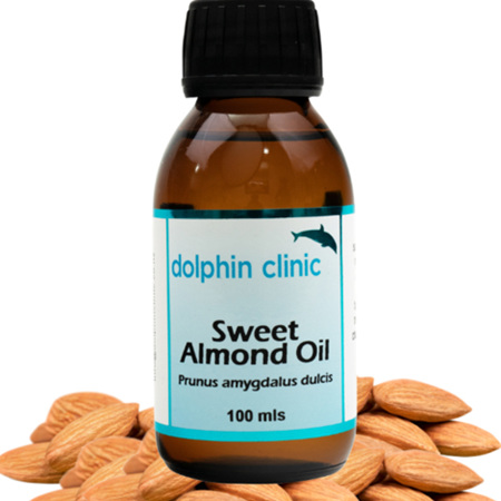 DOLPHIN Sweet Almond Oil 100ml