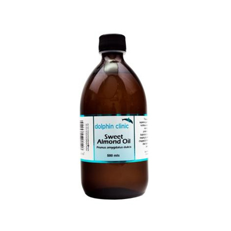 DOLPHIN Sweet Almond Oil 500ml