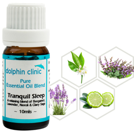 DOLPHIN Tranquil Sleep Blend 10ml