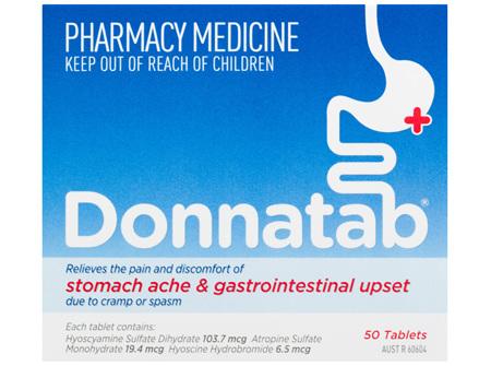 Donnatab Tablets 50 Pack