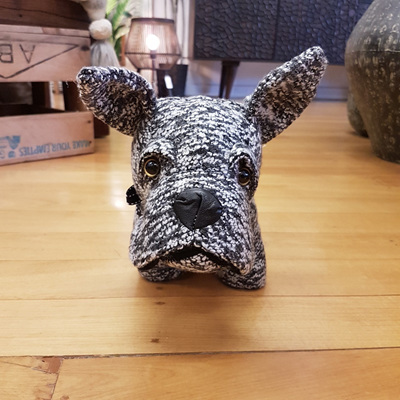 Door Stop - French Bull Dog