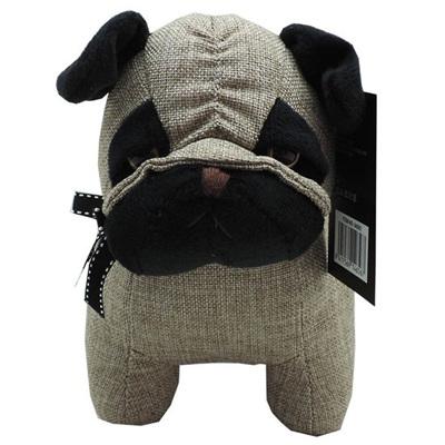 Door Stop - Pug Dog