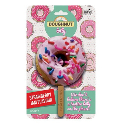 Doughnut Lolly