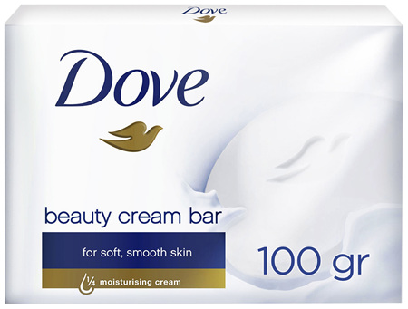 Dove  Beauty Soap Bar Original 100g