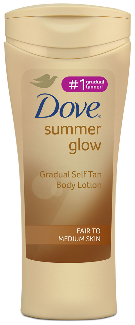 Dove Body Lotion Fair To Medium Skin 250ml