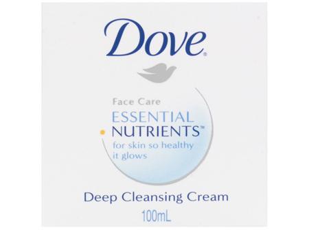 Dove  Deep Cleansing Cream  100mL
