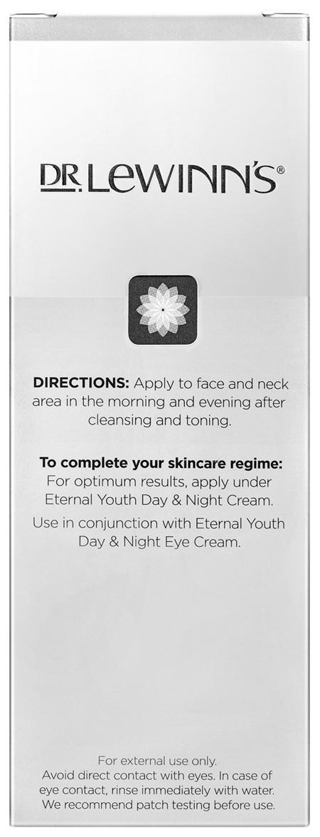 Dr. LeWinn's Eternal Youth Revitalising Anti-Wrinkle Day & Night Serum 30mL