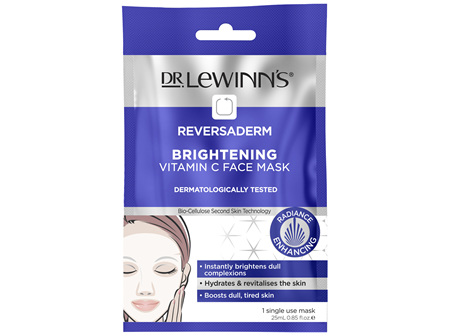 Dr. LeWinn's Reversaderm Brightening Vitamin C Face Mask 1 pack