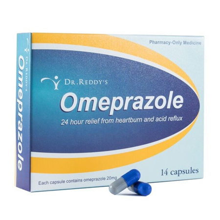 Dr. Reddys Omeprazole 20mg Capsules 14s