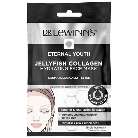 Dr. LeWinn's Eternal Youth Jellyfish Collagen Hydrating Face Mask 1 pack