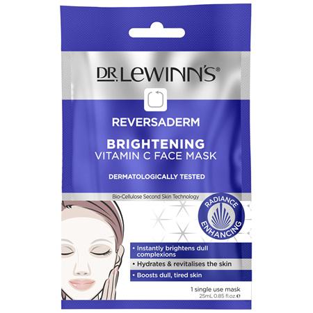 Dr. LeWinn's Reversaderm Brightening Vitamin C Face Mask 1 pack
