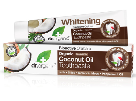 Dr.O Coconut Oil Toothpaste 100ml