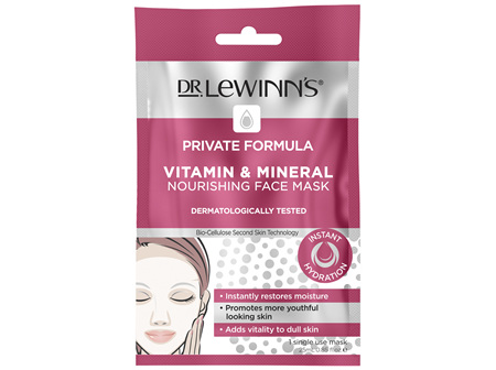 Dr. LeWinn's Private Formula Vitamin & Mineral Nourishing Face Mask 1 pack