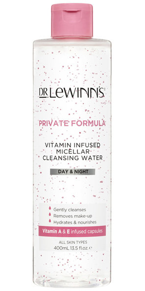 Dr. LeWinn's Private Formula Vitamin Infused Micellar Water 400mL