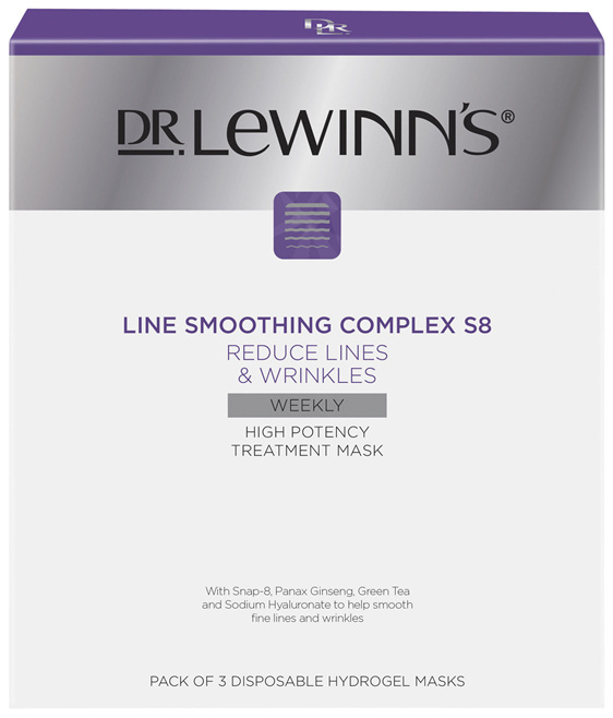Dr. LeWinn's Line Smoothing Complex High Potency Treatment Mask 3pk