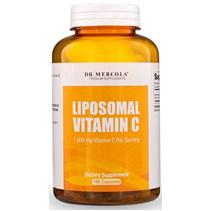 Dr MERCOLA LIPOSOMAL VITAMIN C 180 caps