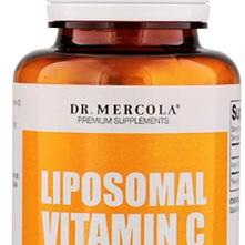 Dr MERCOLA LIPOSOMAL VITAMIN C 60 caps