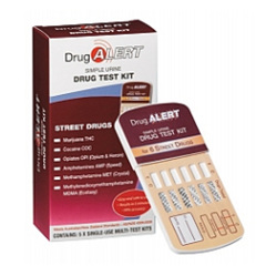 DRUG ALERT Street Drugs Single test