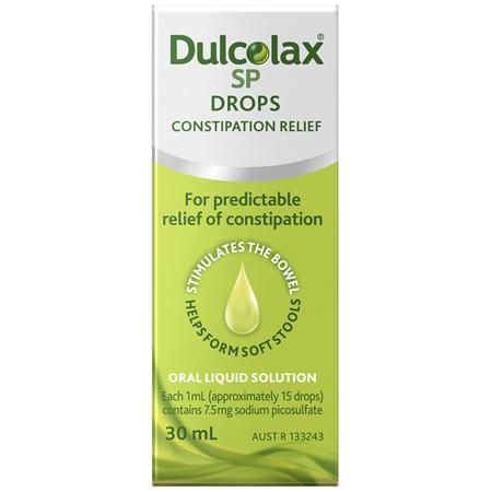 Dulcolax SP Drops 30mL
